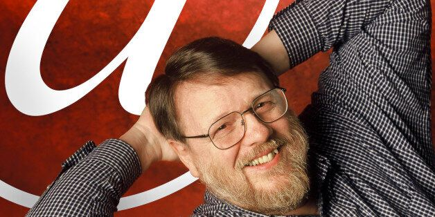 An undated photo provided by Raytheon BBN Technologies shows Raymond Tomlinson. Tomlinson, the inventor...