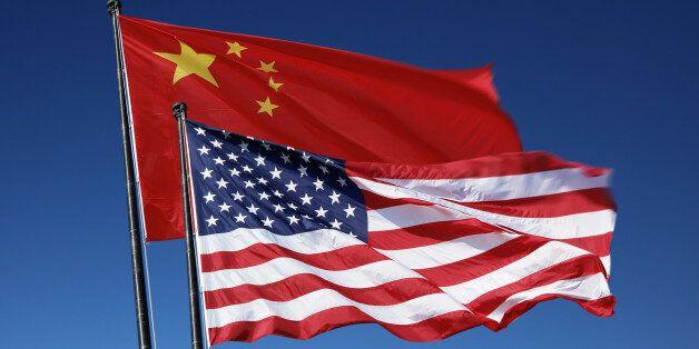 미국과 중국의 담합을