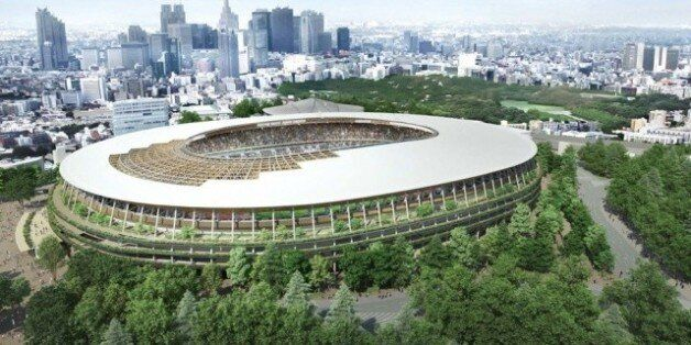 일본 도쿄올림픽 주경기장 설계에 '치명적인' 문제가