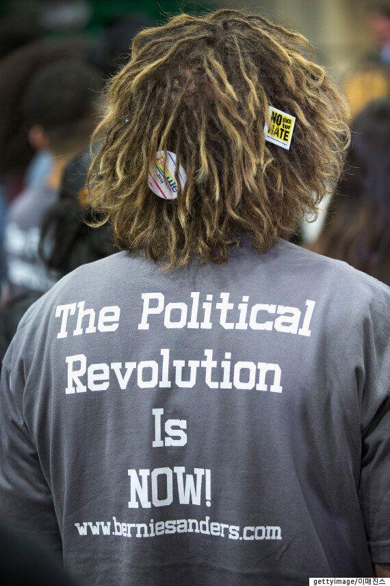 왜 서구의 젊은 유권자들은 낡은 정치를 버리고