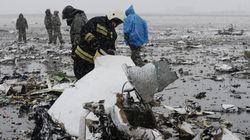 러시아-두바이항공사의 여객기 사고 '책임