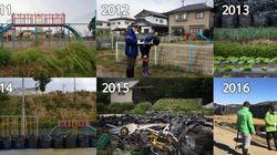 5년이 지나도 후쿠시마를 잊지 않는