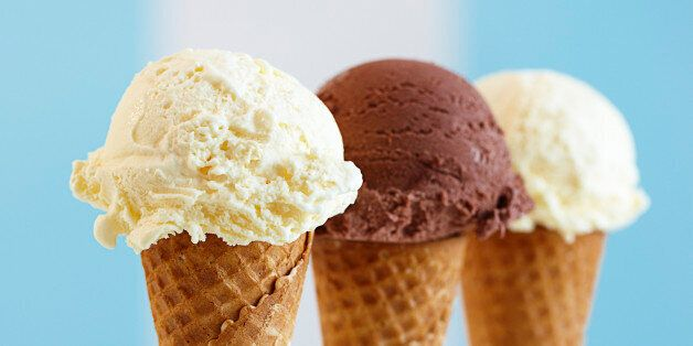 Three Ice Cream