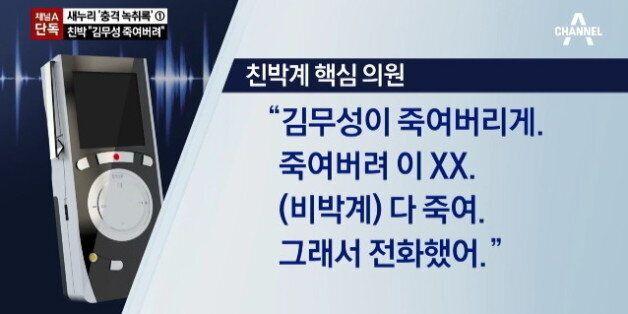 '친박' 윤상현 의원이