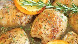 간단하게 만들 수 있는 건강한 닭고기 요리