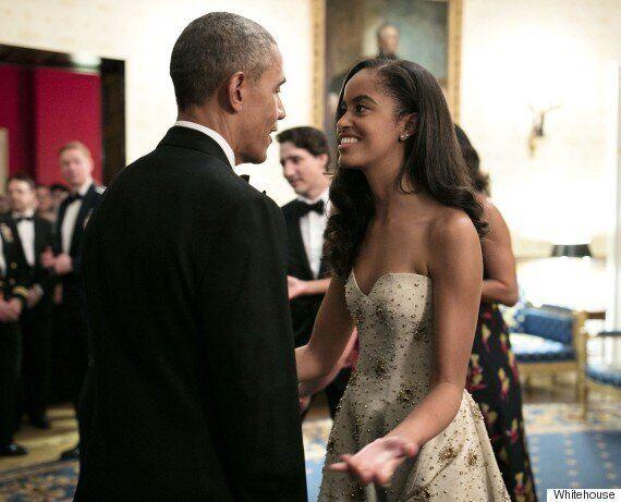 라이언 레이놀즈와의 만남에 흥분한 오바마 대통령의 두