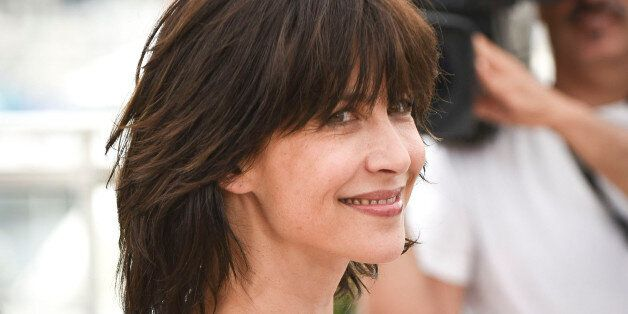 Sophie Marceau poses for photographers during a photo call for the Jury, at the 68th international film...