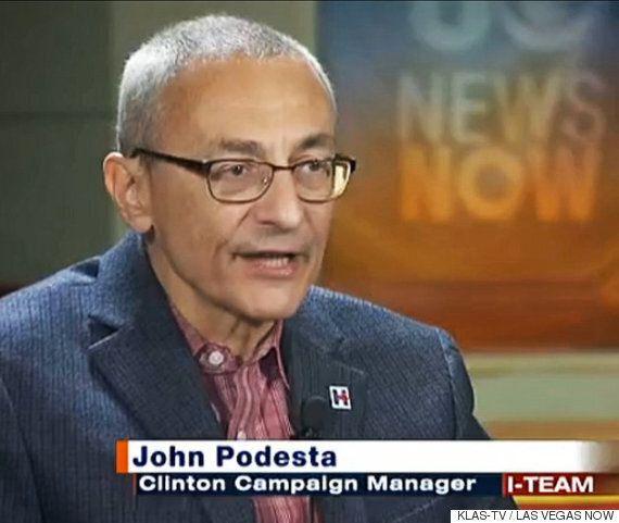 존 포데스타: 나는 힐러리 클린턴에게 UFO 서류를 기밀 리스트에서 제외하라고