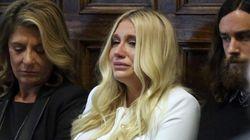 왜 여성들이 '성폭행'을 신고하지 않는지 도저히 이해가 안 된다고? 이 유명한 가수가 법정에서 우는 모습을