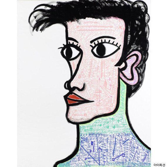 하정우의 작품이 처음으로 미술품 경매에