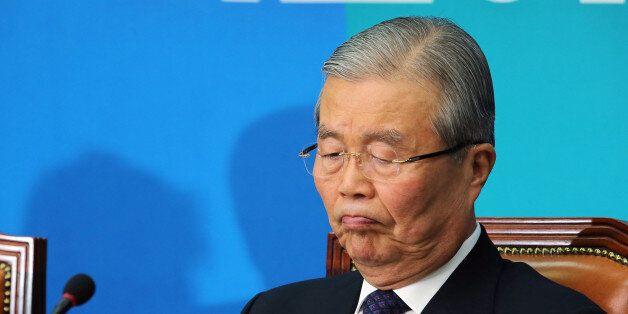 김종인 '더민주' 대표, '국민의당'에 통합