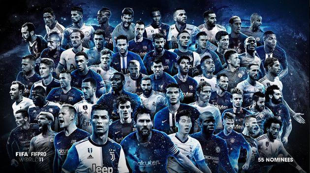 손흥민이 'FIFA 월드베스트' 후보에 올랐다. 아시아