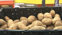 영국 어느 감자유통업체의 놀라운 감자 마케팅