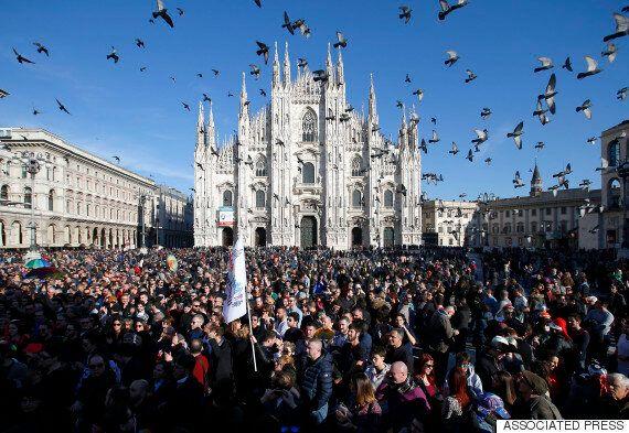 이탈리아가 마침내 동성간 시민결합을