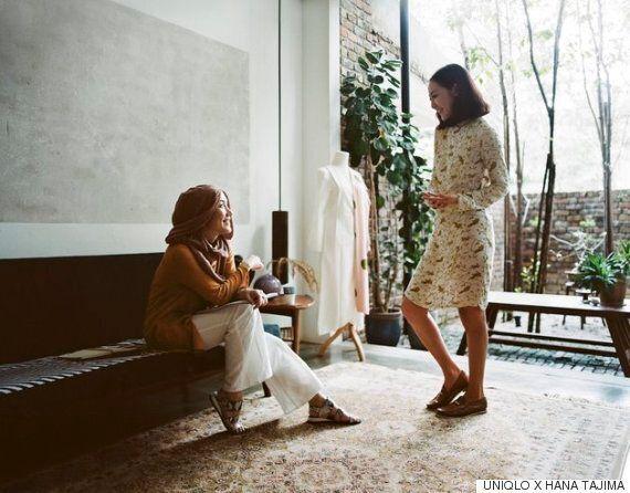 유니클로가 무슬림 패션 시장을 장악할 준비가