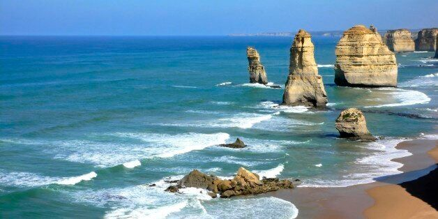(GERMANY OUT) Victoria - rock formation 12 Apostles (Photo by Mayall/ullstein bild via Getty