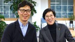 소설가 김영하가 '장하나 의원 후원회장'이 된