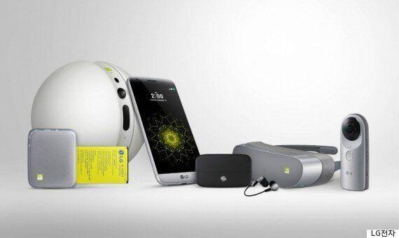 LG G5에 대한 평가를
