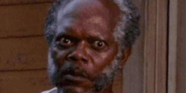 Actor Samuel L. Jackson attends the New York Film Critics Circle Awards at TAO Downtown on Monday, Jan....