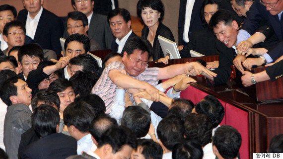 '날치기 국회' 시절 의원들은 어떻게