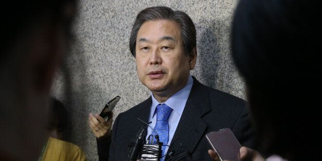 '친박계가 현역40명 물갈이 요구했다'는 보도에 대한 김무성 새누리당 대표의