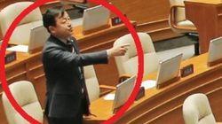 공천과 삿대질의 남자 김용남 의원이 기가 막힌 해명을