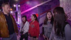 이쯤에서 다시 보는 5년 전 코난 오브라이언과 한국 여학생들의