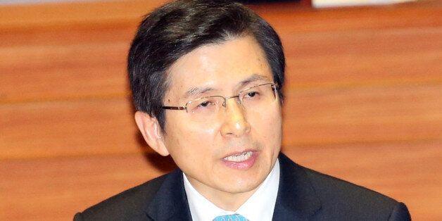 눈으로 보고도 믿을 수 없는 황교안 총리의 '개성공단 자금 전용' 물타기