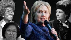 미국 대통령직에 도전했던 역사 속의 여성
