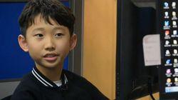 11세 자동차 영재가 경찰을 도와 뺑소니범을