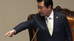 새누리 조원진 의원은 이석현 부의장에게 왜