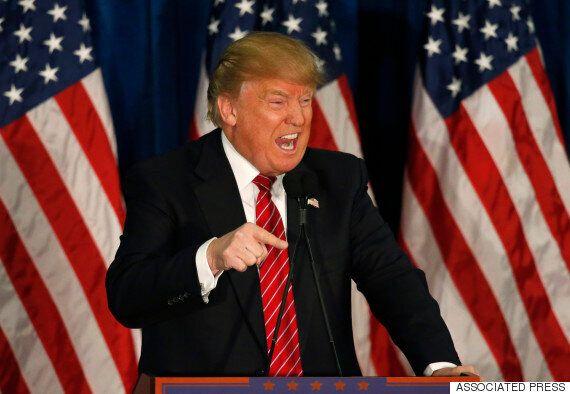미국 공화당, 공개적인 '반(反)트럼프' 운동에