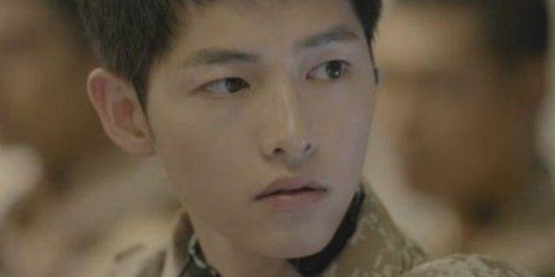 [TV톡톡] '태양의 후예', 군복의 저주도 비켜간