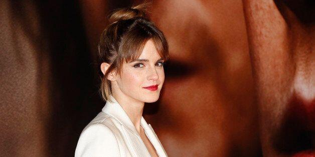 BERLIN, GERMANY - FEBRUARY 05: Emma Watson attends the 'Colonia Dignidad - Es gibt kein zurueck' Berlin...