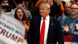 트럼프, 두자릿수 이상 대승을