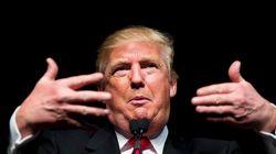 사실 트럼프는 대통령이 되고 싶지