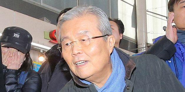 '더민주' 문재인 비난한 정동영에 대한 김종인의 한