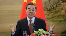 중국 외교부장의 비외교적 언사 | 항장무검,