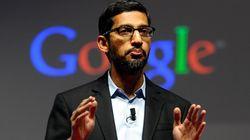 피차이 구글 CEO, 애플을 지지하고