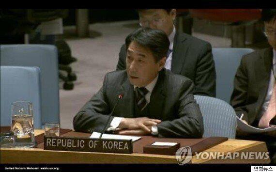 한국, 북한의 유엔회원국 자격 처음으로