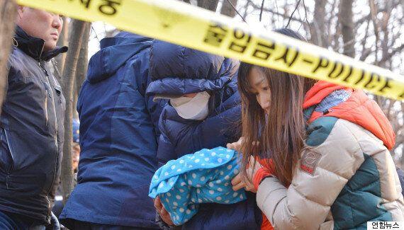 '큰딸' 암매장한 엄마에게 '살인죄' 적용이 보류된