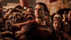 인간인 배트맨이 슈퍼맨과 정면대결할 수 있는
