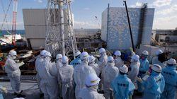 후쿠시마 제1 원전에 편의점 로손이 문을
