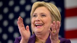 힐러리 클린턴은 아이오와서 역사를