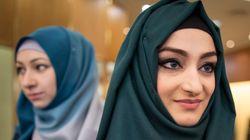 히잡은 그저 머리에 두르는 스카프가