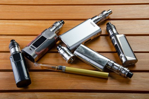 Researchers suspect illegal additives are being used with vaping devices, which may be causing the rise...