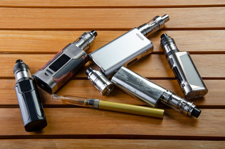 Researchers suspect illegal additives are being used with vaping devices, which may be causing the rise in lung illnesses.