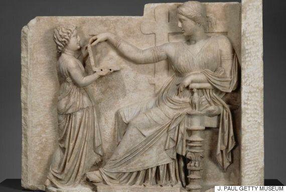 고대 그리스에는 노트북 컴퓨터가