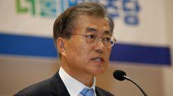 '개성공단' 중단한 박 대통령에게 문재인이 던진