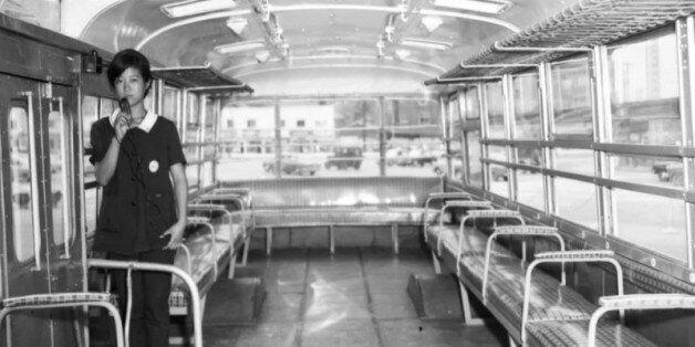 10장의 사진으로 보는, 지금은 사라진 '버스